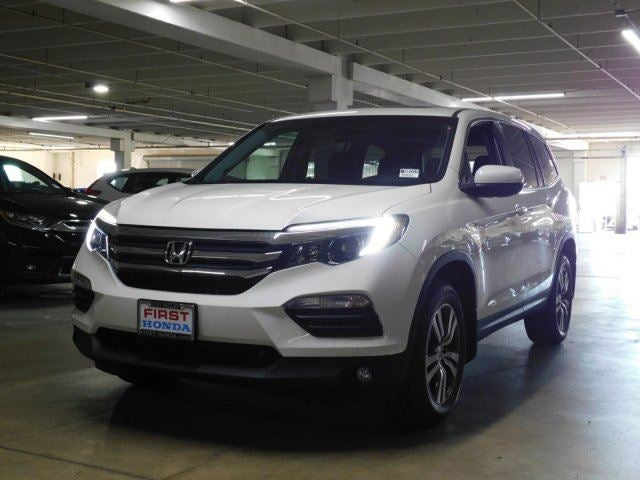 2018 Honda Pilot EX-L - Honda dealer serving Simi Valley CA – New and Used Honda dealership ...