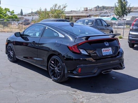 29+ 2020 Honda Civic Si Coupe